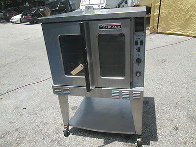 Garland Master 200 Full Size Electric Convection Oven Bakery Restaurant