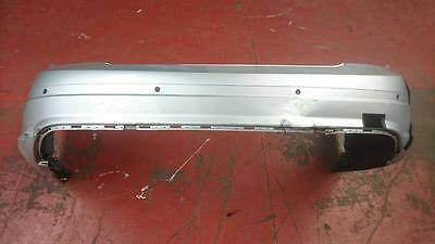 Mercedes-Benz W204 C63 AMG 2007 To 2011 Rear Bumper