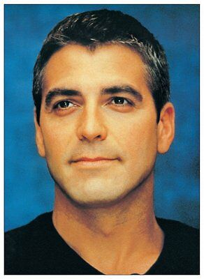 GEORGE CLOONEY - George Clooney Decorative Panel 57x80 cm