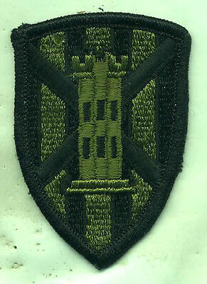 US Army 7th Engineer Brigade Subdued Patch