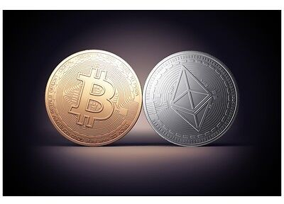 0.1 ETH Ethereum Direct to your Wallet Cryptocurrency Coin Crypto Currency