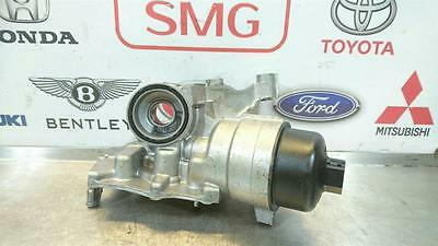 Fiat 500 Abarth 2016 On Engine Oil Cooler Filter Housing 55236756