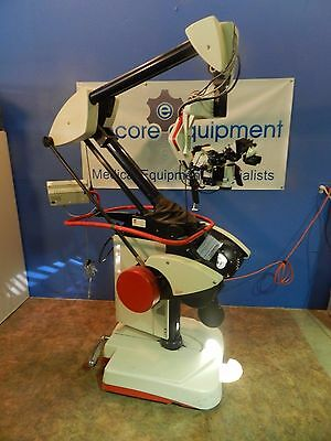 Leica M520 Surgical Microscope w/ MS-1 Stand, Stryker Camera Head...
