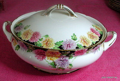 Paragon (Mums) COVERED SERVING BOWL