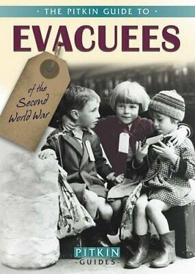 Evacuees of Second World War by Chris McNab Book The Cheap Fast Free Post