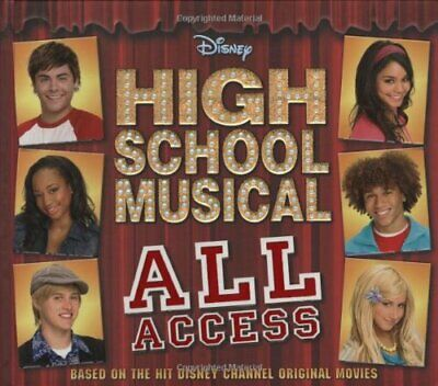 High School Musical All Access by GRACE Book The Cheap Fast Free Post