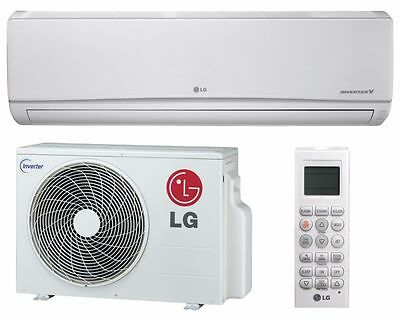 LG P24AWN 7kw/8kw Inverter Reverse Cycle Split System Air Conditoner AC Air Con