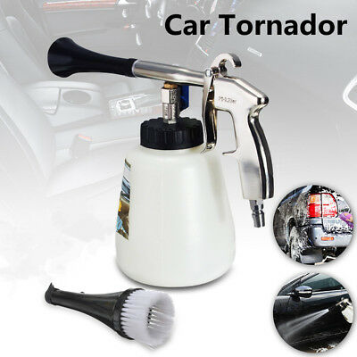 NERO Car Cleaning Gun High Pressure Washing Tornado Auto Pulizia Pistola