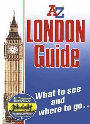 A. to Z. London Handy Guide and Atlas (Street Atlas) By Geographers' A-Z Map Co