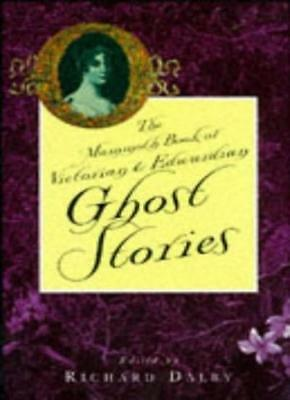 Mammoth Book of Victorian and Edwardian Ghost Stories By  Richard Dalby