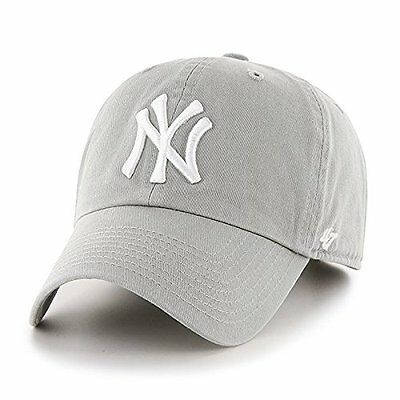 Cappello '47 Clean Up MLB New York Yankees, Unisex, Kappe MLB New York Yankees C