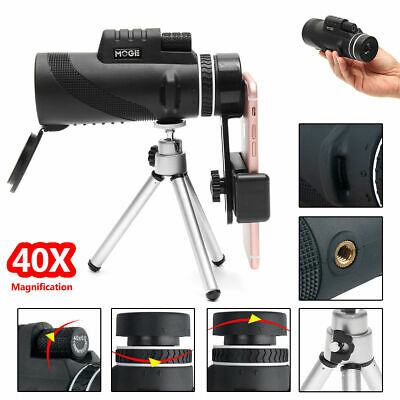 8X Zoom Camera Telephoto Telescope Lens Universal Phone Clip For iPhone Samsung