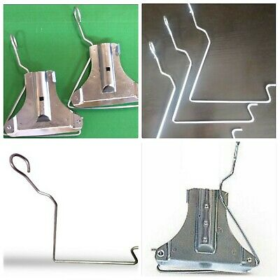 HEAVY DUTY METAL STEEL PLATED KENTUCKY MOP HOLDERS/CLIPS/ADAPTORS /springs