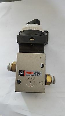 Smc Vm23 Solenoid Valve Switch  (R3S6.3B3)