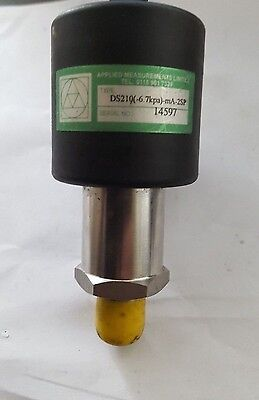 Applied Measuremnets Ds210(-6.7Kpa)-Ma-2Sp Pressure Sensor  (R3S6.3B3)