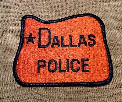 OR Dallas Oregon Police Patch