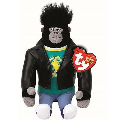 Ty Beanie Babies 41233 Johnny the Gorilla Sing