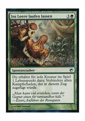MTG Magic the Gathering - 113 Ins Leere laufen lassen