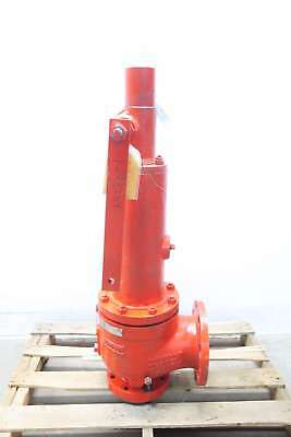 Crosby 4 P 6 Jlt Jos E Or 15D 4X6In 175Psi 2490Gpm Steel Relief Valve D567707