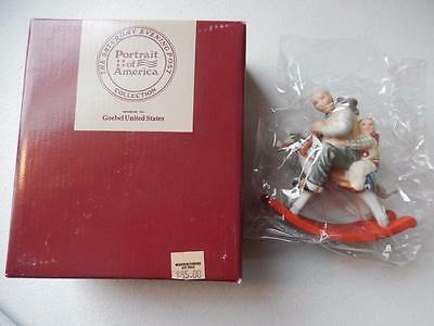 Norman Rockwell - Rocking Horse #980015 (Free Shipping)