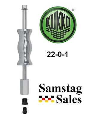 Samstag Sales KUKKO 22-0-1 Slide Hammer 1.7Kg Made in Germany