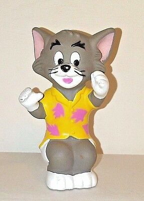 VINTAGE TOM AND JERRY CAT FIGURE 1989 Turner Entertainment