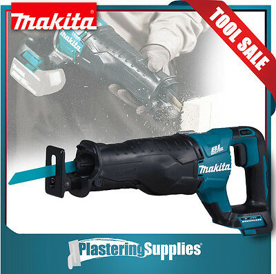 Makita Brushless Reciprocating Saw Cordless 18v Li-Ion XRJ05 Recip saw