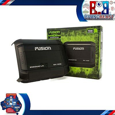 Fusion EN-1502 Encounter Series 1000w 2-channel Class-ab Brigeable Car Amplifier