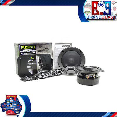 """New Fusion CP-FR4020 4 """" 180w Performance Series 2 Way Coaxial Speaker System"""