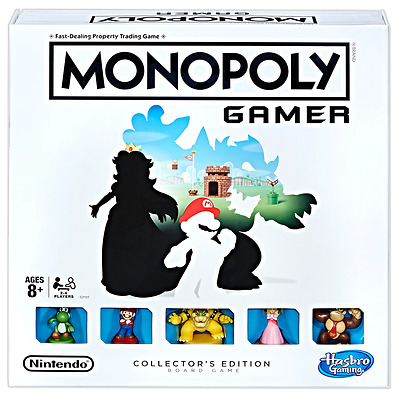 Monopoly Gamer Collector's Edition - Loot - BRAND NEW