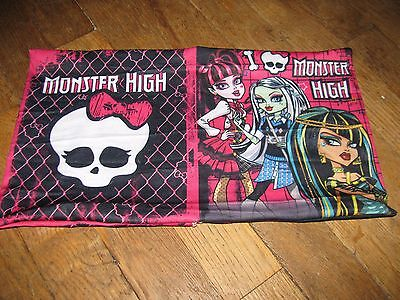 Monster High school stretchable book cover