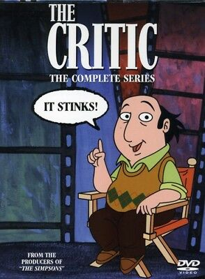 Critic - The Critic: The Complete Series [New DVD] Full Frame, Dolby