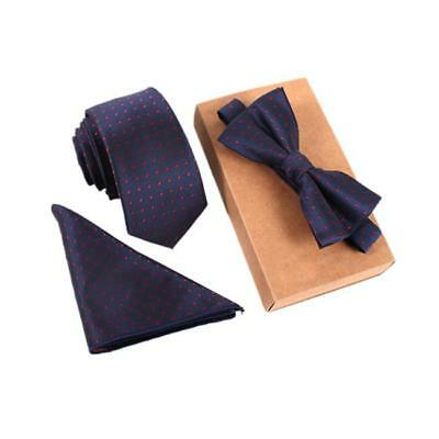 New Bow Tie Mens Pre-Tied Bowtie Men's Ties Formal Wedding Party Fashion B