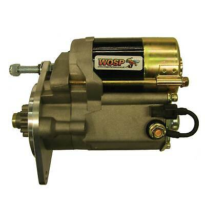 WOSP High Torque Starter Motor for Ford Pinto – Hitachi PMGR Type 1.4kW Output