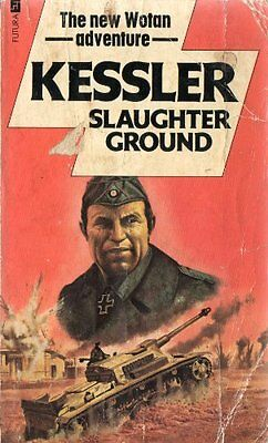 Slaughter Ground By Leo Kessler