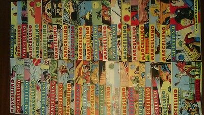 Marcellino_1-42_Complet_Extremement Rare_Edition Remprat_1958
