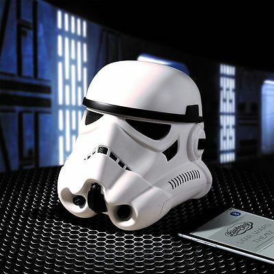 Official Star Wars Stormtrooper Speaker - Bluetooth New Boxed