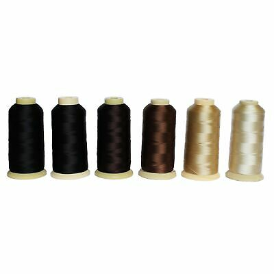 Weft Thread For Weaves/Wefts/Track Wefts and Wig Making 2500 Yards