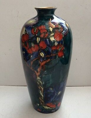 Vintage Coronaware Cherry Ripe Decorative Vase