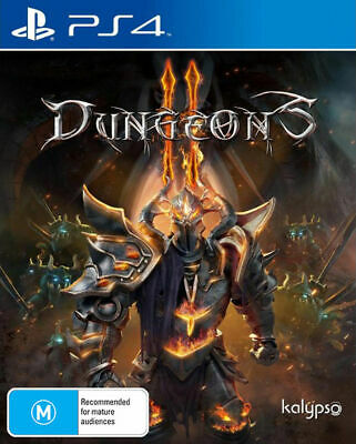 Dungeons 2 PS4 BRAND NEW from Sydney Sony Playstation 4 console game PAL version