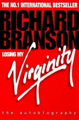 Losing My Virginity by Branson, Richard Paperback Book The Cheap Fast Free Post