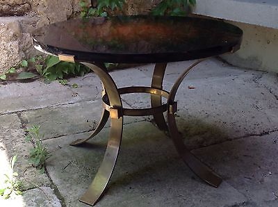 Belle Table Basse Jacques Charles Maison Charles