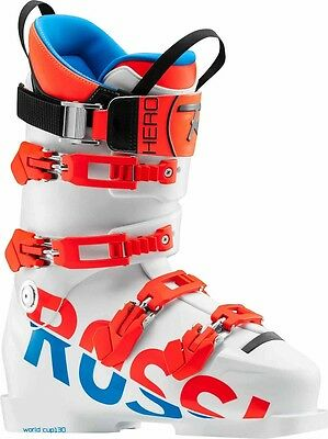 Scarponi Sci Race Skiboot ROSSIGNOL HERO WORLD CUP 130 2017/18 NEW MODEL