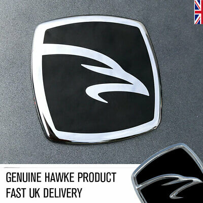 HAWKE Vitreous Boot Styling Badge Emblem DISCOVERY 3 DISCO ULTIMATE STYLING