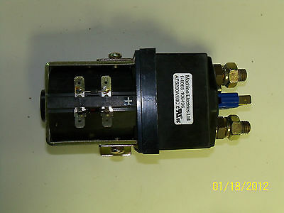 "MACHINE ELECTRICS LTD DC CONTACTOR #1-1065-106436 (Loc""P"")"