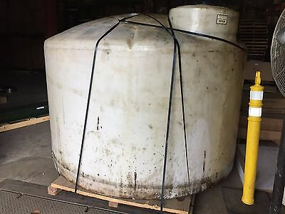 1550 Gallon Vertical Storage Tank Water Liquid Plastic Cooking Oil Storage Tank