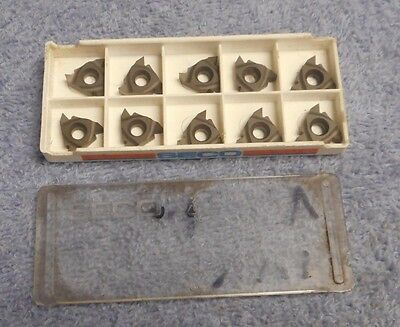Seco    Carbide Inserts    16Nlg60      Pack Of 10    Grade  S25M