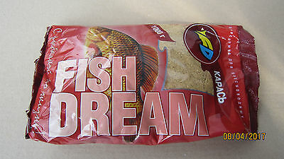 "Groundbait for Fish Сrucian  Fishing Bait ""FishDream"" 1kg 'Сrucian'"