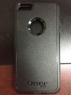 Otterbox Commuter Case Cover for iPhone 6 6S  - Black - Original OEM