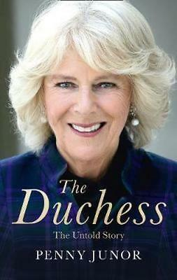 NEW The Duchess By Penny Junor Paperback Free Shipping